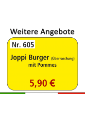 Grill-Angebot - 605
